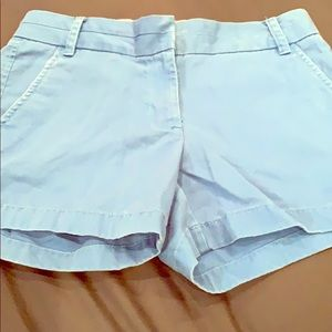J.Crew women's chino shorts
